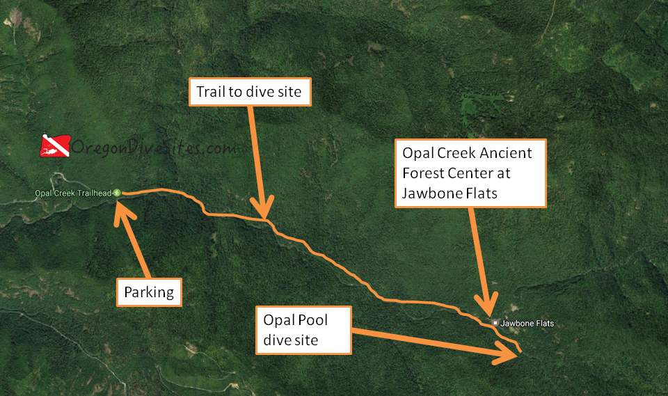 opal creek overview