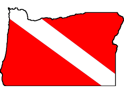 Oregon Dive Sites